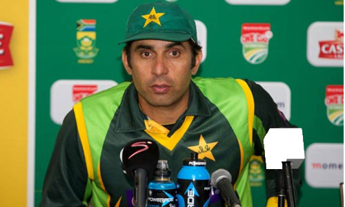 Misbah hopeful of victory against Proteas in World Cup