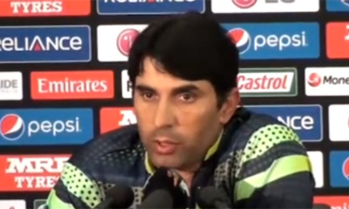 Severe criticism demoralizes players, says Pakistan skipper Misbah