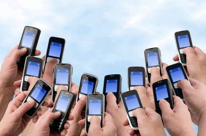Smartphone use changing our brain and thumb interaction