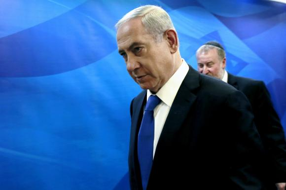 Netanyahu denies report he's backed off two-state solution
