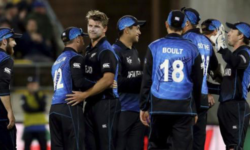 Preview: Coach Mike Hesson expects New Zealand-Proteas semi-final a 'heck of show'