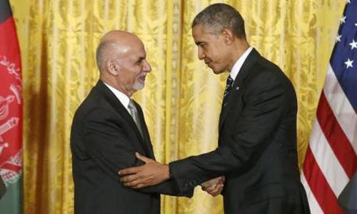 Obama slows withdrawal of US troops in Afghanistan