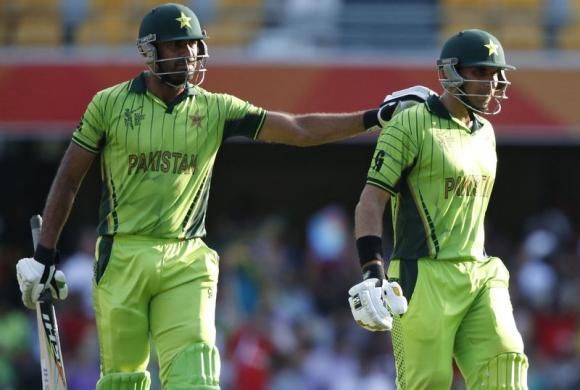 Opening woes continue to haunt Pakistan at World Cup