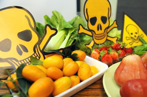 Pesticides on fruits, veggies linked with poorer semen quality