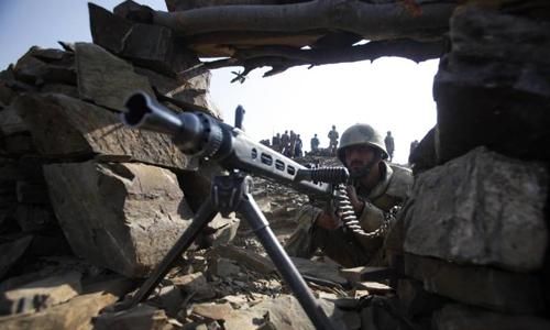Operation Khyber II: Ground Operation in Tirah kills 15 terrorists, says ISPR