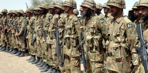Security forces kill five terrorists, injure six others in Mastung action