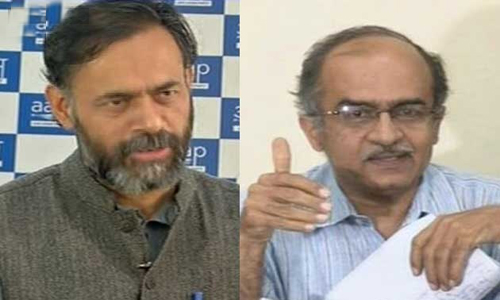 Rift deepens in India's Aam Aadmi Party after ouster of two founding members