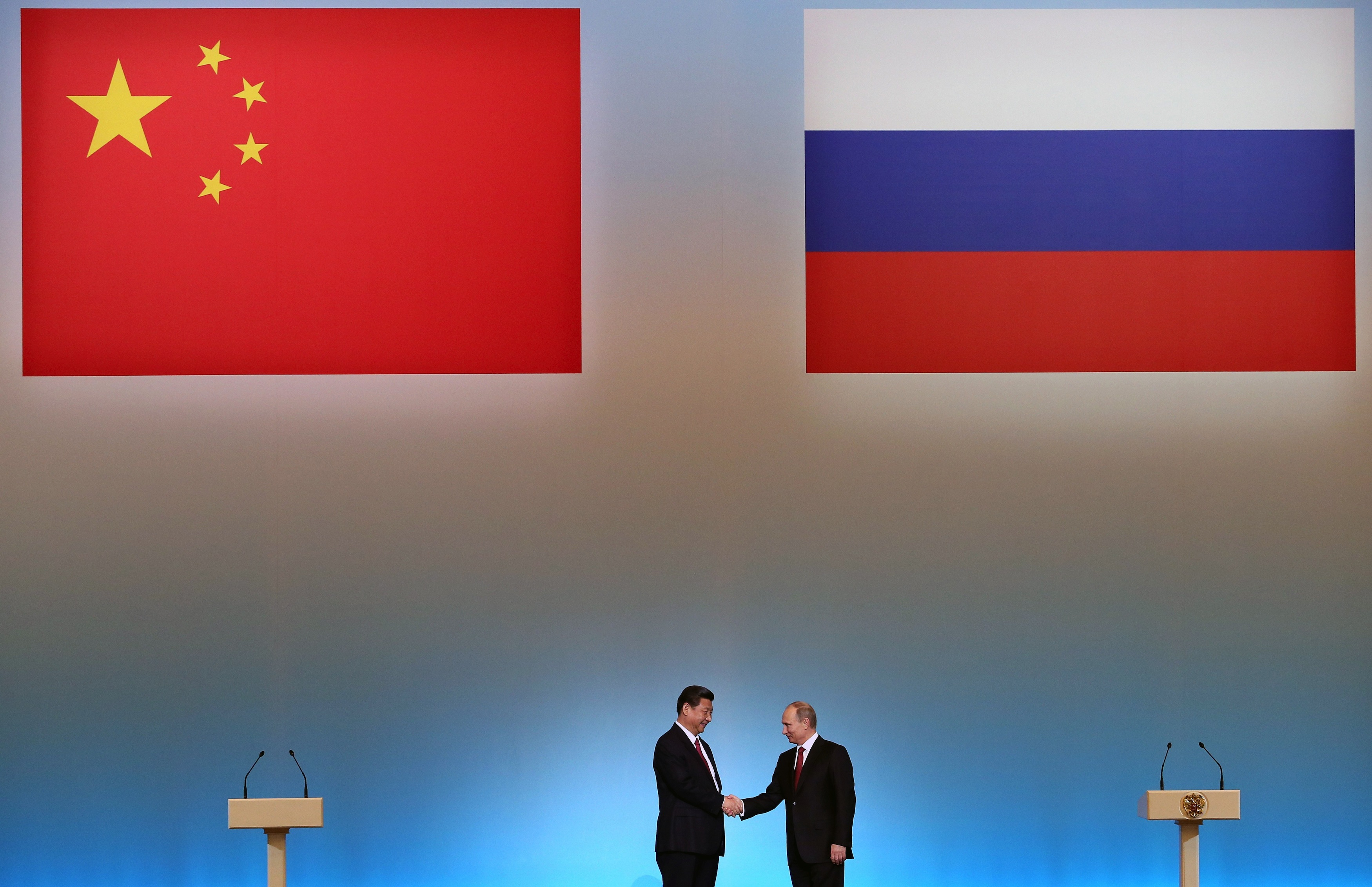 Russia, China, others snub UN meeting on Crimea human rights