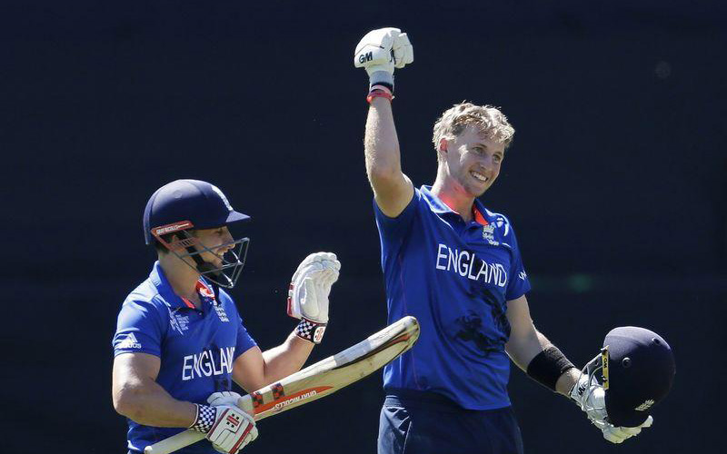 Root scores century to guide England to imposing 309-6