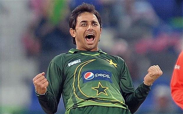 Saeed Ajmal cricket academy flooded with water