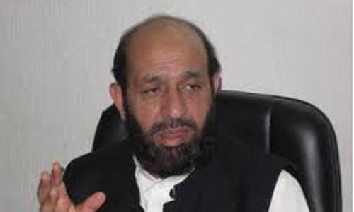 Federal Minister Sardar Yousaf, driver injured in road accident