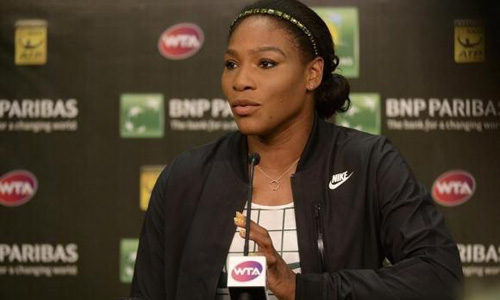 Serena says 'right time' to make Indian Wells return