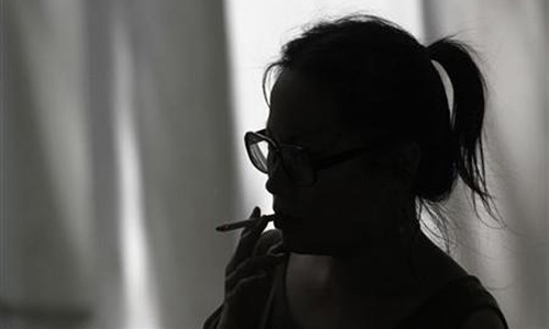 Mother's smoking may affect girls' lifetime reproductive health