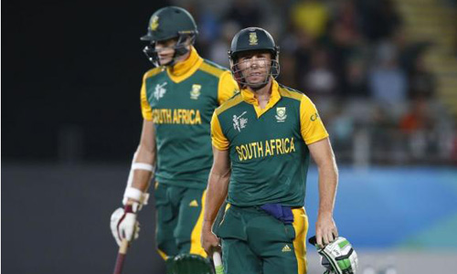 Sulk-free South Africa out to prove they are the best