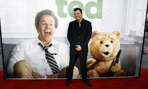 Seth MacFarlane wins in lawsuit claiming he stole 'Ted' idea