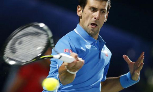 Skiing U-turn made me a champion, says Djokovic