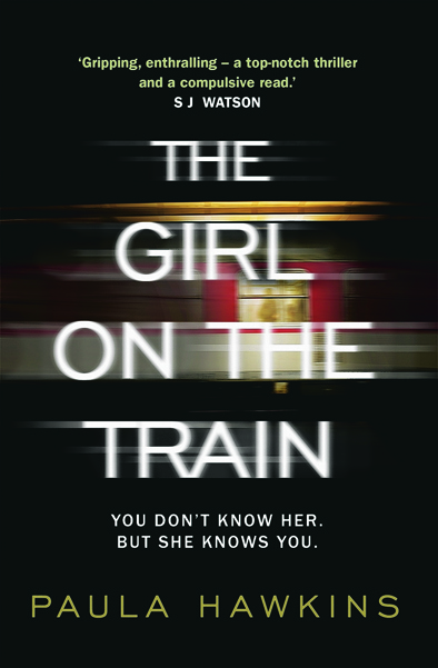 'The Girl on the Train' retains top spot on bestsellers list