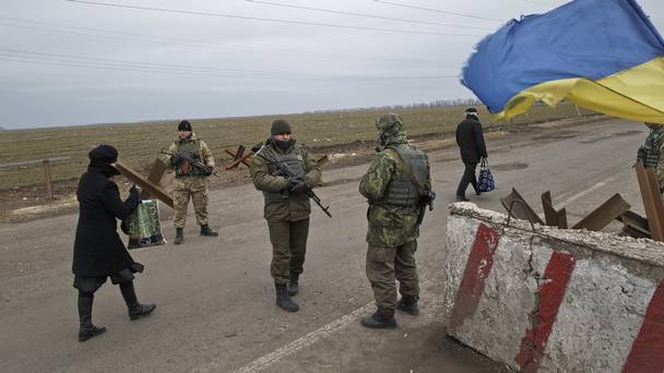 Over 30 killed in coal mine blast in rebel-held Ukraine