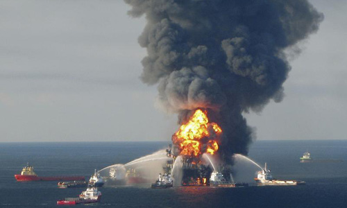 U.S. appeals ruling on size of BP oil spill