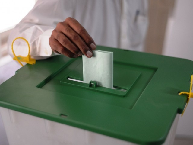 Polling under way in NA-19 Haripur by-elections
