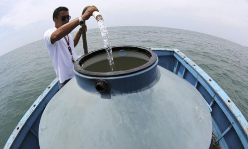 'Business as usual' will create a thirsty planet in 15 years: UN