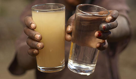 What kills more women than AIDS and breast cancer? Dirty water