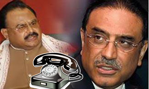 PPP, PML-N ready to give Senate deputy chairman seat to allies; Zardari phones Altaf