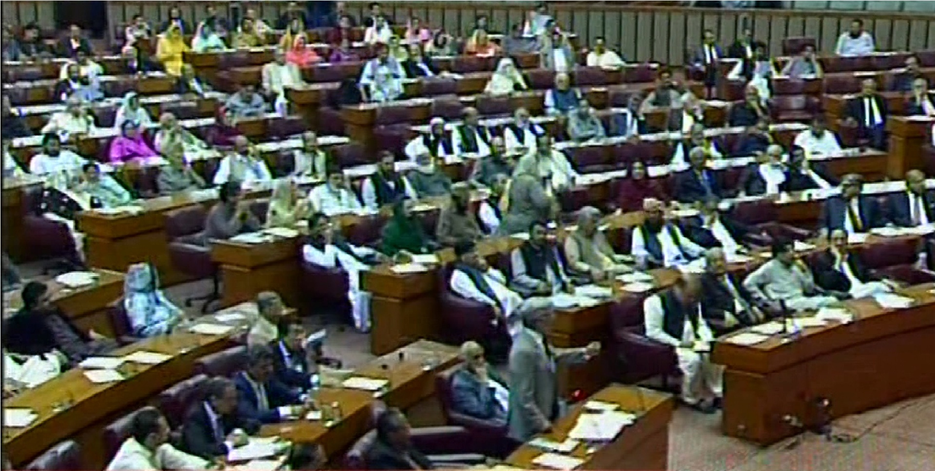 Parliament's joint session: Opposition tells govt to clarify position on Yemen