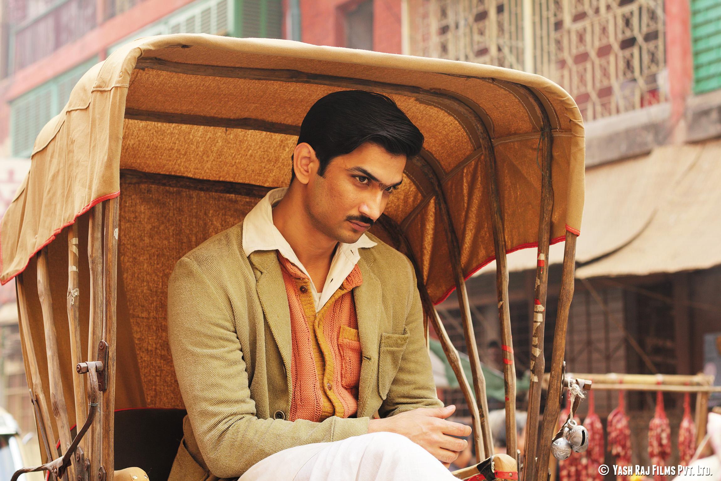 """Sushant Singh Rajput talks about """"Detective Byomkesh Bakshy!"""""""