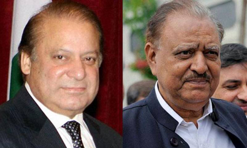 President, Prime minister wish Christian community on Easter; Security tightened