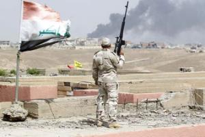 Iraqi forces drive Islamic State out of central Tikrit, says Iraqi PM