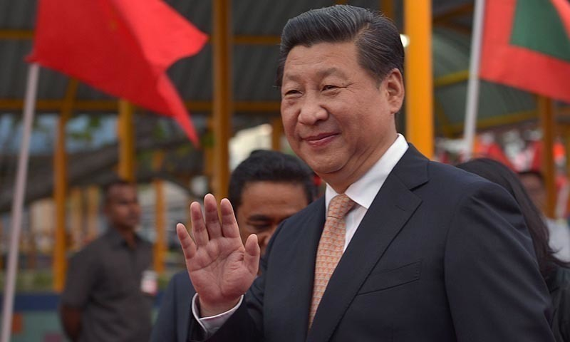 Chinese president to visit Pakistan along with first lady, sign deals worth $46-billion: FO