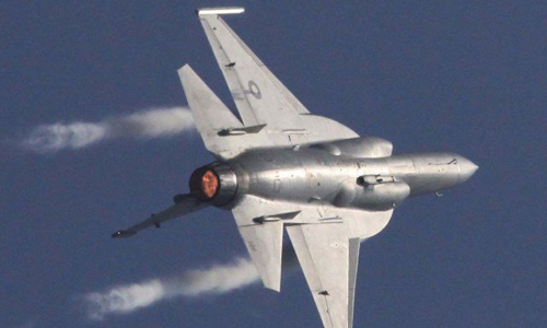 12 terrorists killed as PAF jets pound hideouts in Tirah; three officials injured in clash