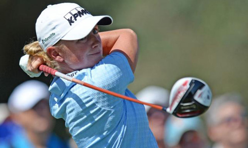 Americans Lewis, Lincicome in playoff at ANA Inspiration