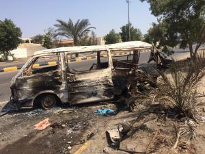 Yemen's Aden suffers amid clashes, aid deliveries delayed
