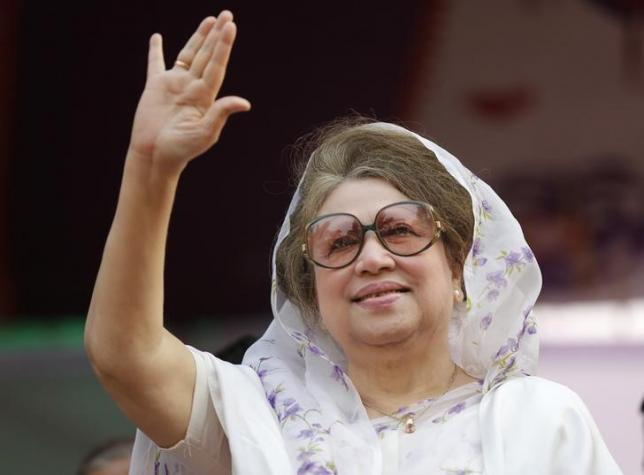 Bangladesh opposition leader Zia granted bail in graft cases