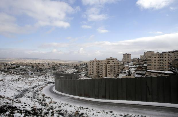 Israeli court tells army to re-route planned Bethlehem-area barrier
