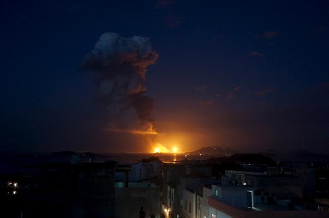 Blast hits China chemical plant, one injury reported