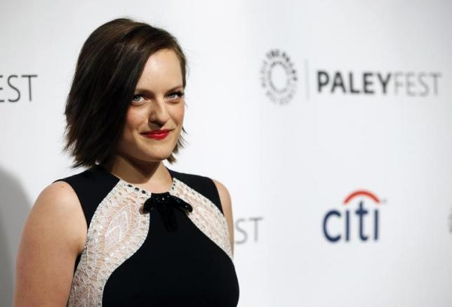 A Minute With: Elisabeth Moss and her dream 'Mad Men' role