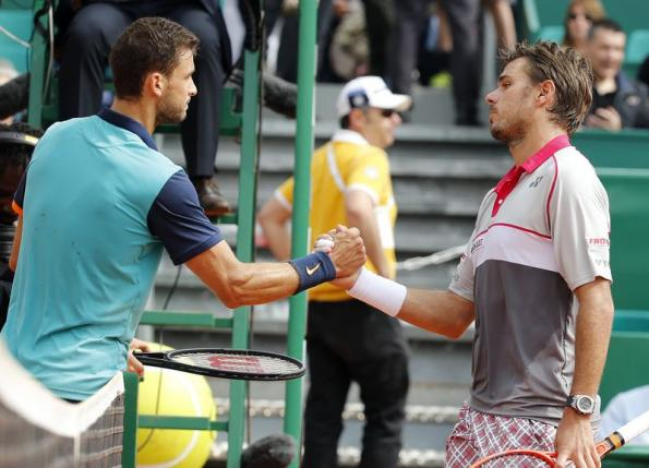 Swiss miss as Federer and Wawrinka lose in Monte Carlo