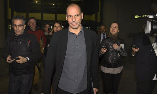 Finance Minister Varoufakis says Greece plans to meet 'all obligations'