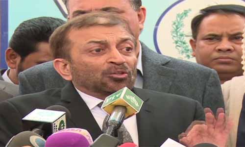 Farooq Sattar terms parliament's joint session illegal, unconstitutional