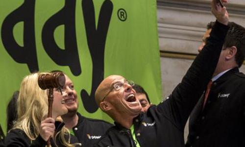 GoDaddy shares soar in debut as investors buy into revamp