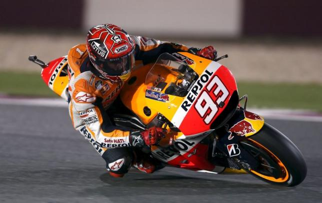 Marquez grabs pole in Texas after pit lane sprint