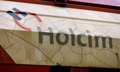 Holcim looked at Heidelberg Cement before Lafarge deal