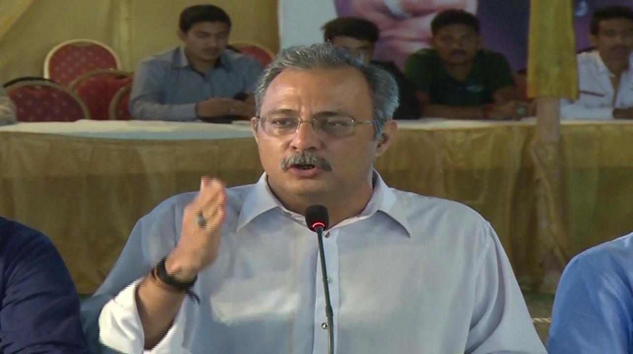 MQM will win NA-246 by-poll: Haider Abbas Rizvi