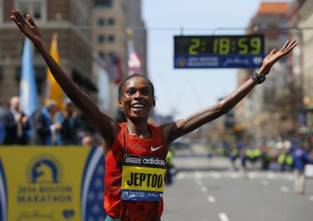 IAAF wants Jeptoo ban doubled to four years