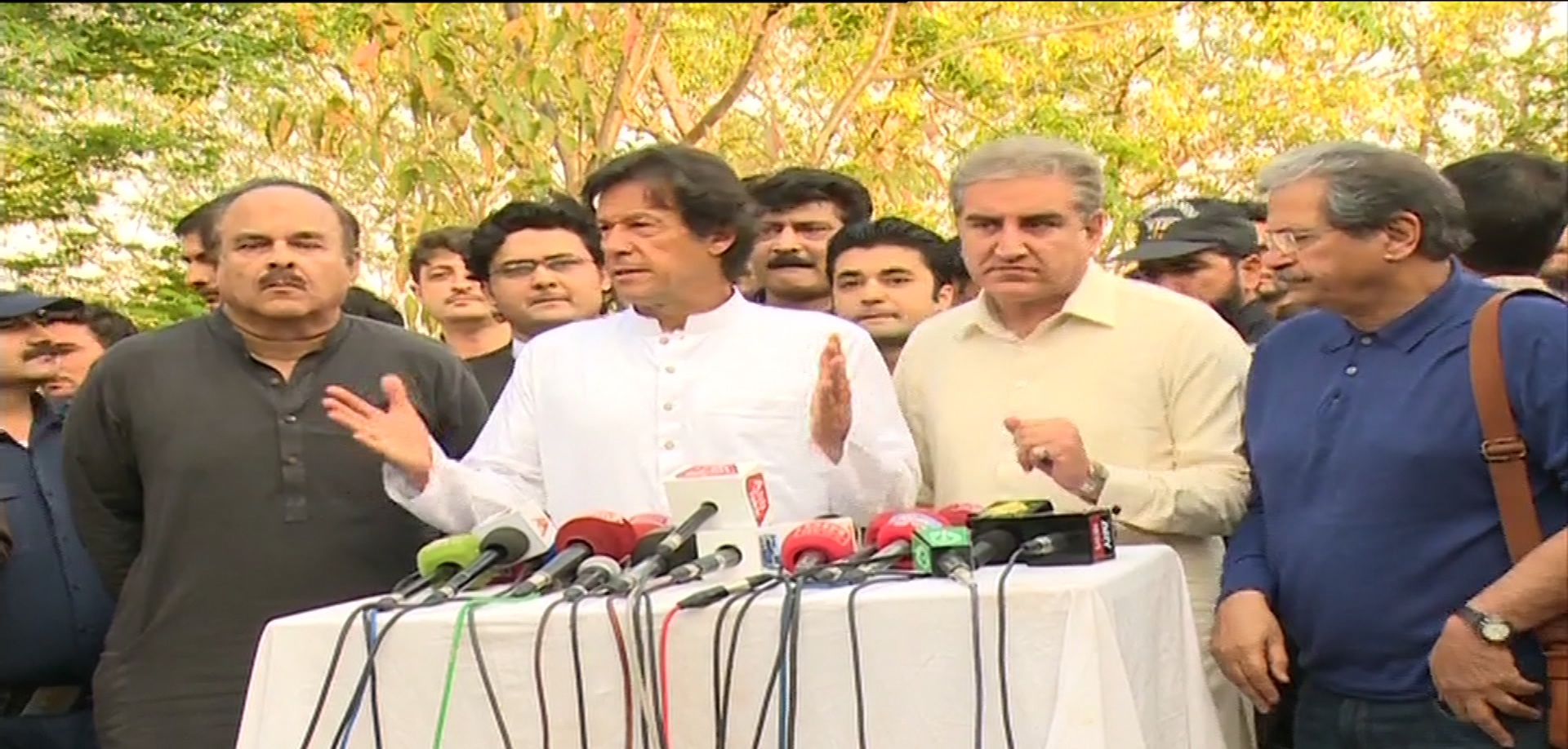 PTI to attend joint session of Parliament on Yemen