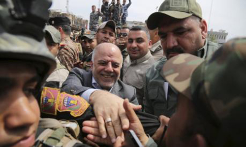 Iraq claims victory over Islamic State in Tikrit
