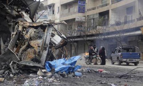 Islamic State seizes vast Damascus refugee camp